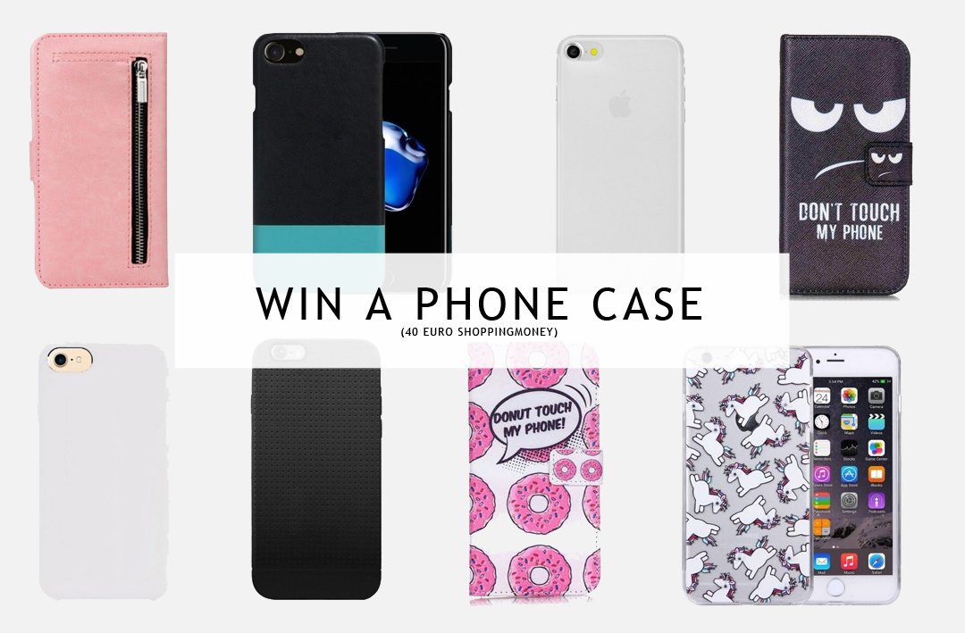 giveaway telefoon hoesje, hoesjes outlet, phone case, iphone