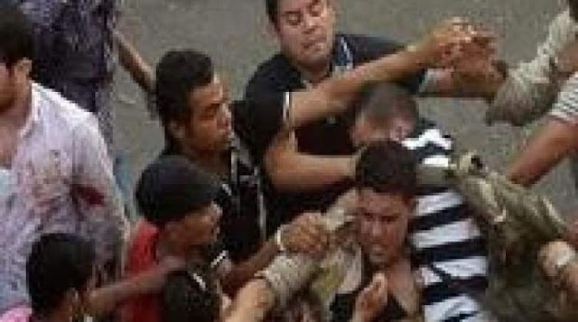 إصابة 4 أشخاص في مشاجرة بين أبناء العمومة بسبب لهو الأطفال بسوهاج