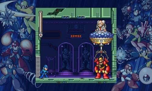 Mega Man Legacy Collection 2 Game Free Download