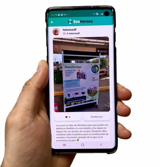 App EcoHeroes