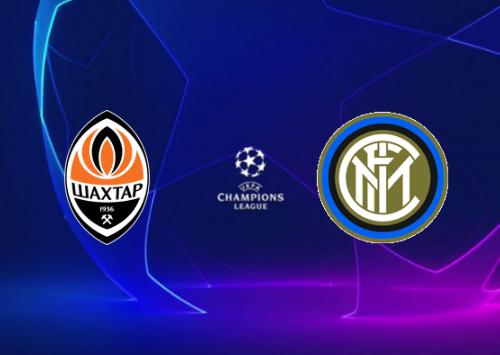 Shakhtar Donetsk vs Inter Milan Full Match & Highlights 28 September 2021