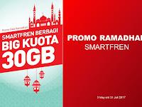 Promo Ramadha Smartfren Bagi-bagi Kuota Melimpah