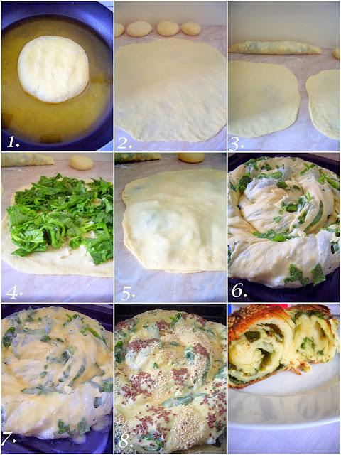 Kako se pravi domaća pita sa sirom i zeljem