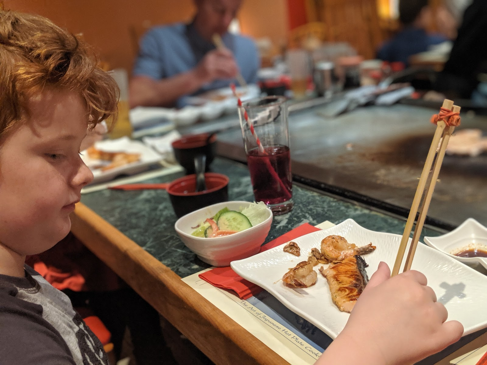 10 Reasons to Celebrate Chinese New Year in Newcastle  - using chopsticks