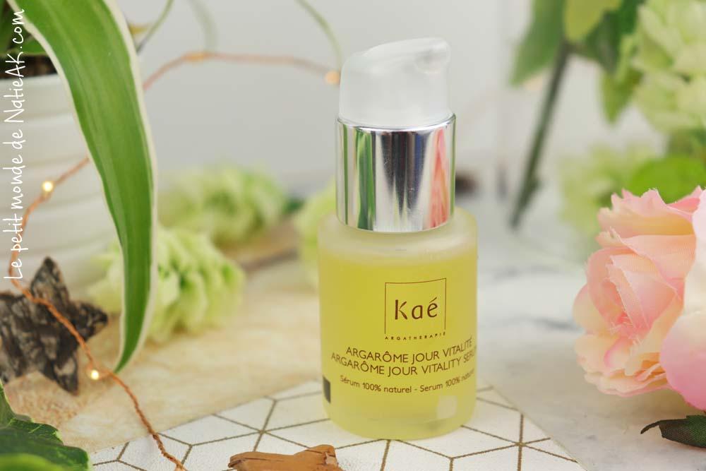 sérum anti-âge huile essentielle Kaé