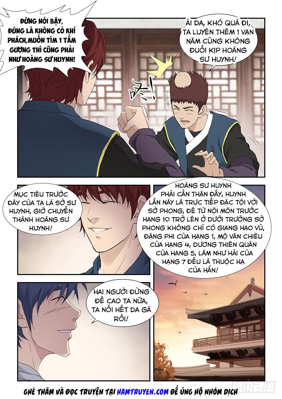 Kiếm Nghịch Thương Khung Chapter 150 video - truyenmh.com