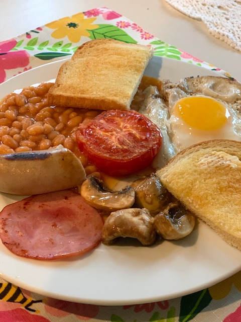 Hearty Irish Breakfast