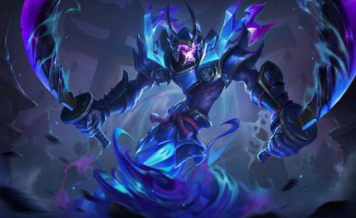 Bảng ngọc phù hợp giúp Zill tăng tối đa sức mạnh của mình.