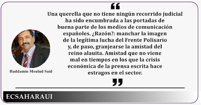 Libre Dios a los jueces españoles de la prensa española.