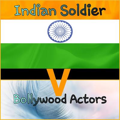 भारतीय सैनिकों