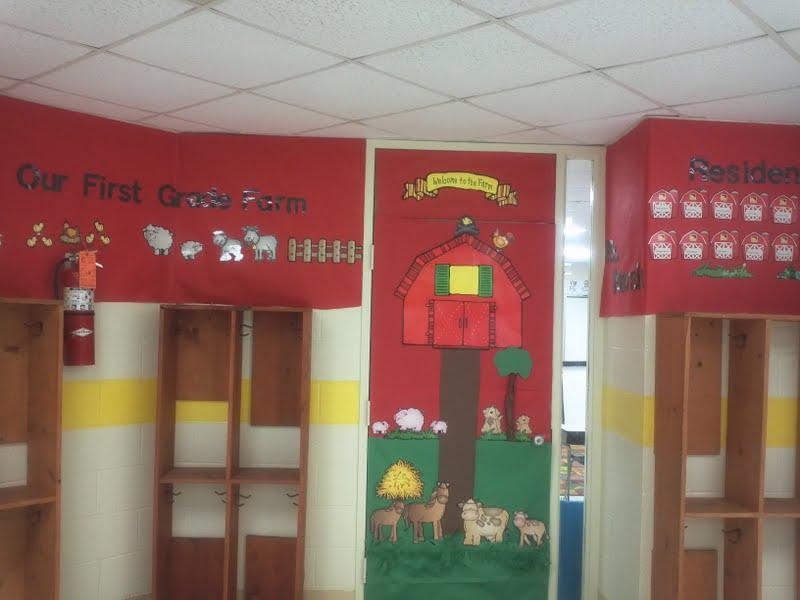 Alecia Marsh: Classroom Door Decoration Ideas