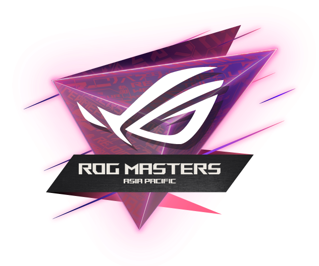 ROG Masters 2021 Logo