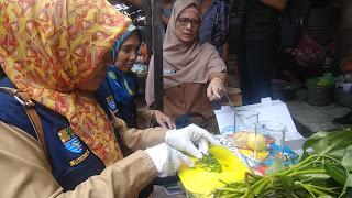 DP2KP Kota Cirebon Temukan Makanan Berformalin