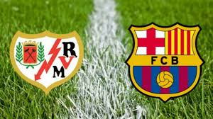 شاهد مباراة برشلونة ورايو فاليكانو بث مباشر فى كأس ملك إسبانيا