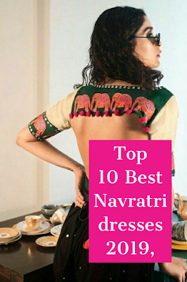 Top 10 Best Navratri Dresses 2019, Navratri outfit Ideas, by label ashish kumar