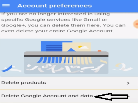 "Delete Google account ""how to do it"" ?( Parmanent & temporary)"