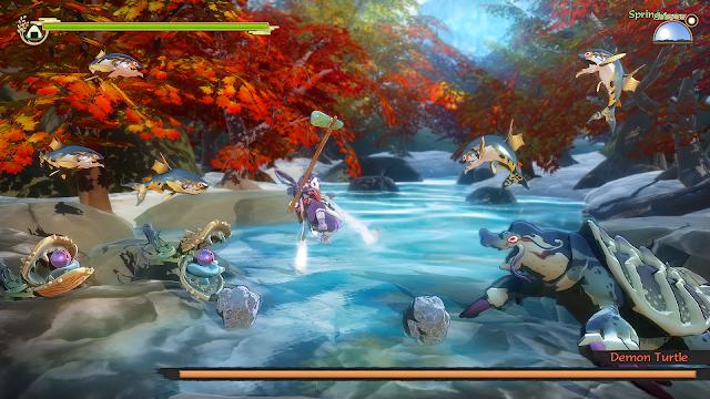 Videojuegos: Sakuna: Of Rice and Ruin Limited Edition tendrá formato físico para Switch y PlayStation 4
