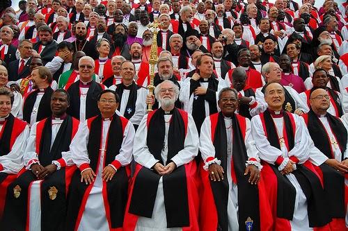 Comunhão Anglicana, História, Organização e doutrina
