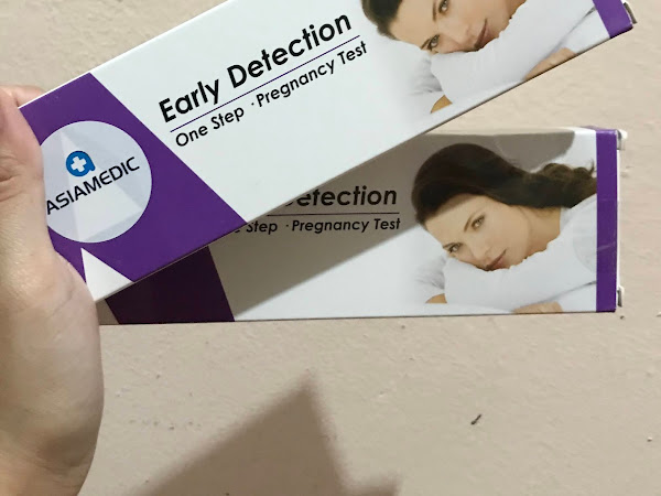 Plan your pregnancy with Asia Medic Early Detection Pregnancy Test.