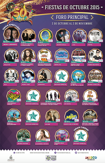teatro del pueblo fiestas de octubre 2015