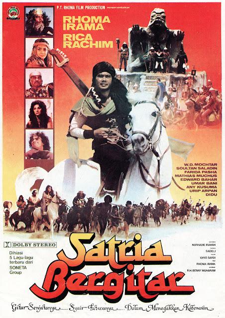 Satria Bergitar (1983)