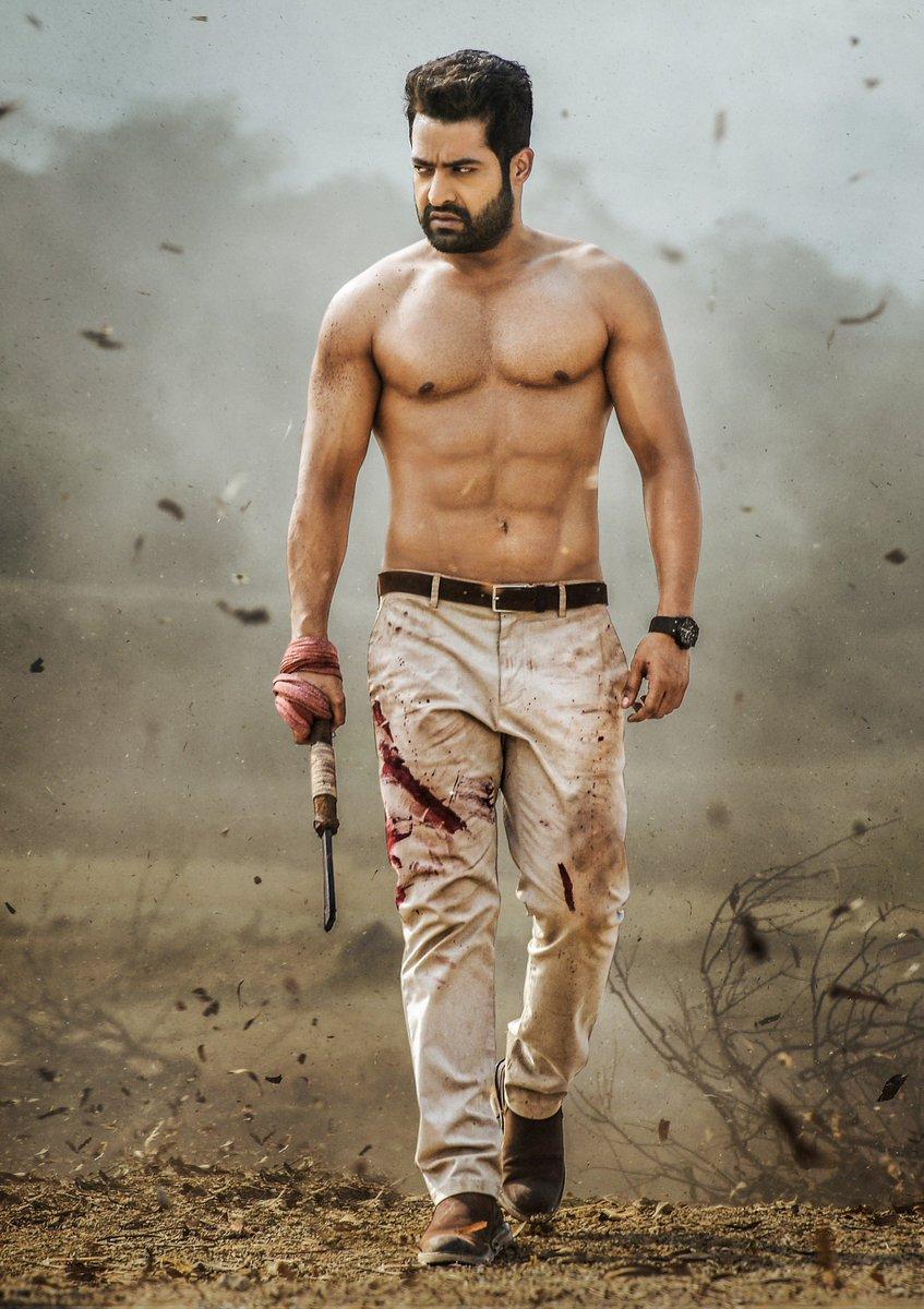 Aravindha Sametha 2018 Telugu Official Teaser | Jr. NTR, Pooja Hegde | Trivikram | 4K