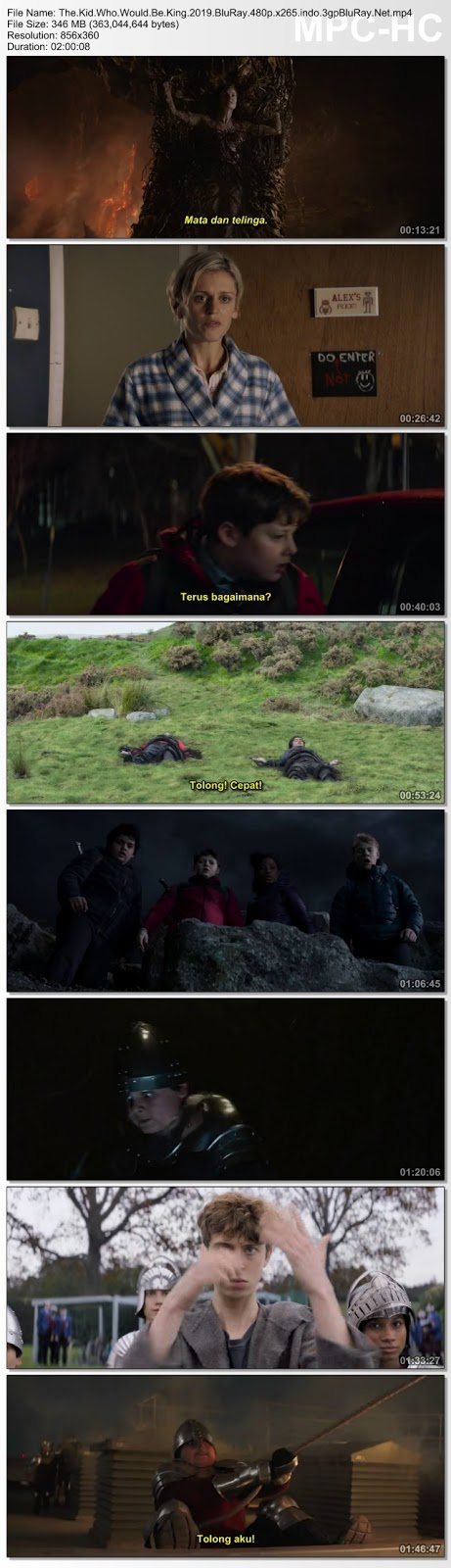 Screenshots Download Рождённый стать королём (2019)