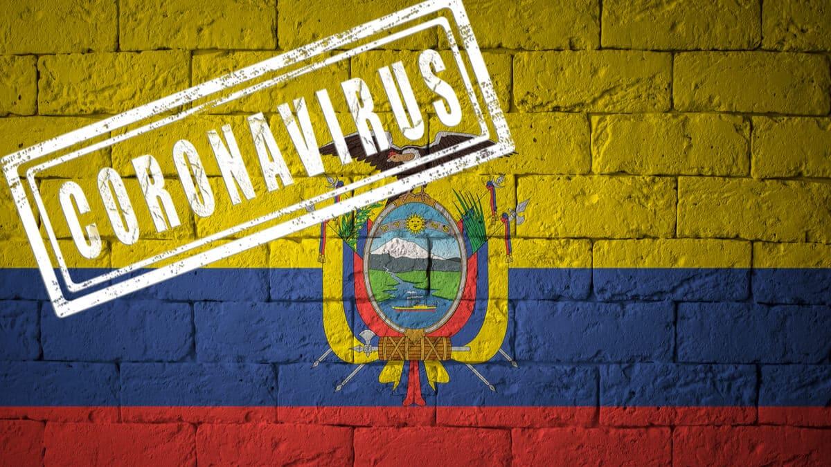 #Ecuador confirma el primer caso de la nueva cepa del #Coronavirus