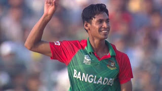Mustafizur Rahman 5-22 vs New Zealand Highlights