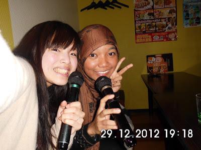 Karoke di Jepang