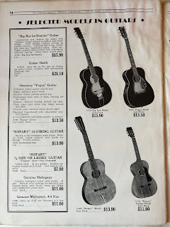 Regal guitars