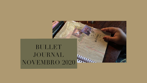 BULLET JOURNAL - NOVEMBRO 2020