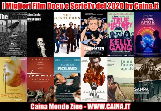 I MIGLIORI FILM, DOCUMENTARI E SERIE TV DEL 2020 secondo CAINA.IT