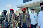 Ricuh Kedatangan Jenderal (Purn) Gatot Nurmantyo ke TMP Kalibata