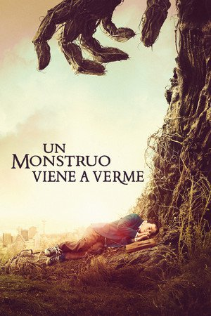 Poster A Monster Calls 2016