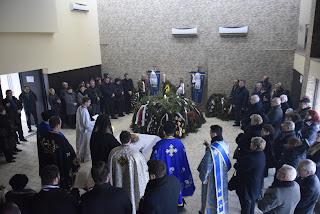 Inmormantarea Credinciosului Valentin Bumb, Cluj-Napoca