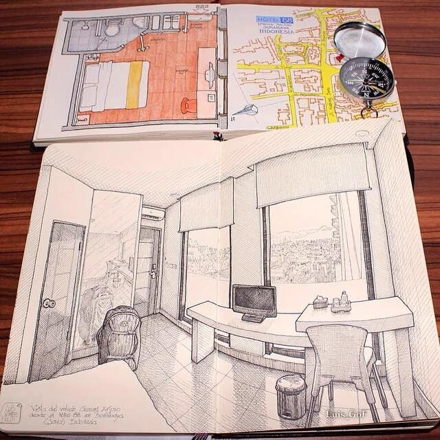 11-Indonesia-LG-Feliu-Interior-Design-Travel-Diary-Drawings-www-designstack-co