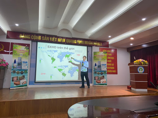 TS.Nguyễn Trọng Dược: Sốt xuất huyết trên toàn cầu và tại Việt Nam