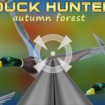 Duck Hunter autumn forest