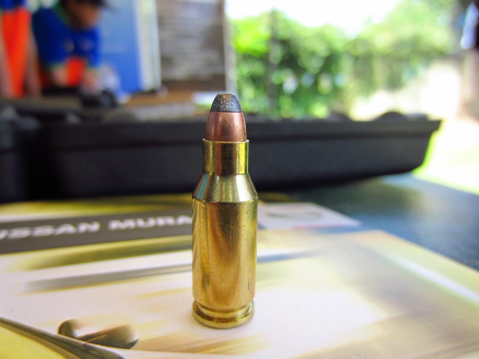 22 TCM Micromag, PK224S, 22 Reed Express, 9mm BOZ - General