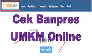 e-form bri umkm.co.id