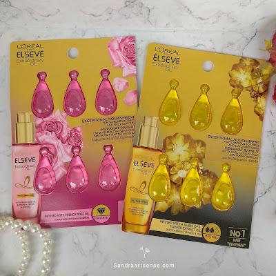 Review L'Oréal Elseve Extraordinary Oil