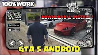 Cara Download Dan Bermain Game GTA 5 Di HP Android & iOS Terbaru