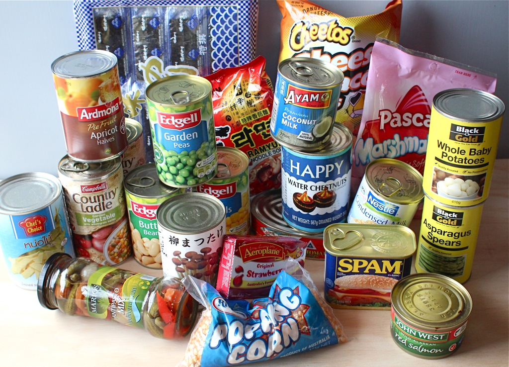 Cooking Canned Foods In The Can