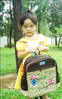 tas ransel lucu, tas sekolah anak, tas sekolah murmer