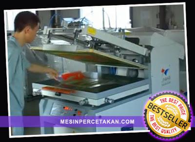 mesin percetakan sablon