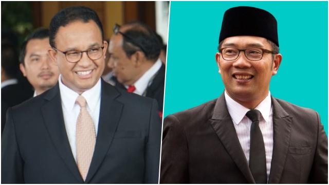 Pengamat: Anies-Ridwan Kamil Duet Potensial Tanpa Perahu