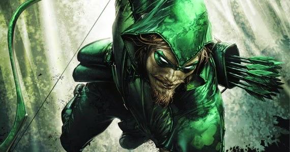 Resultado de imagen de green arrow batman miniature game