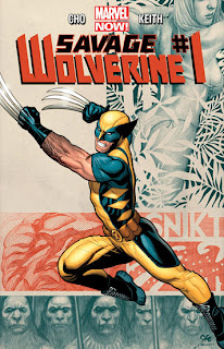 Download Savage Wolverine #1 read online free