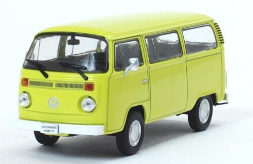 Grandes autos memorables Volkswagen Kombi T2